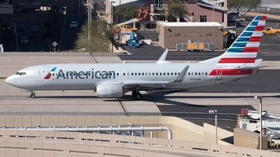 A picture of N935NN - Boeing 737823 - American Airlines - © Yixin Chen