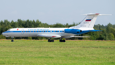 RF-90789 - Tupolev Tu-134A-3 - Russia - Air Force