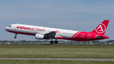 A picture of TCATE - Airbus A321211 - AtlasGlobal - © Pamela de Boer