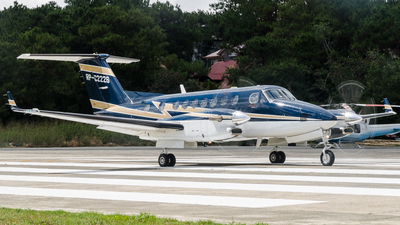 RP-C2226 - Beechcraft B300 King Air 350 - Private