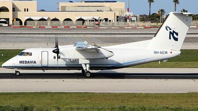 A picture of 9HAEW - De Havilland Canada Dash 8100 -  - © Matthew.S