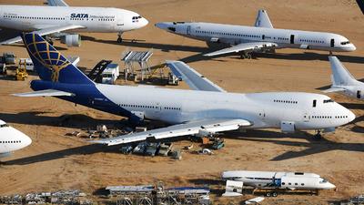 N540MC - Boeing 747-243B(SF) - Atlas Air
