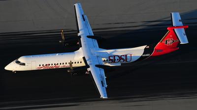 N414QX - Bombardier Dash 8-Q402 - Alaska Airlines (Horizon Air)