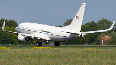 02-0202 - Boeing C-40C - United States - US Air Force (USAF)