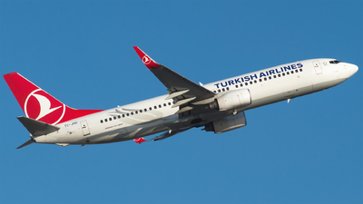 A picture of TCJHD - Boeing 7378F2 - Turkish Airlines - © Furkan Borakazi