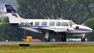 9M-IDA - Piper PA-31-350 Chieftain - Systematic Aviation Services