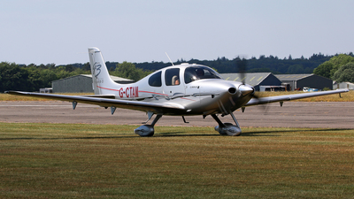 G-CTAM - Cirrus SR22-GTS Turbo - Private