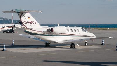 D-IMCJ - Cessna 525 Citationjet CJ1 - Private