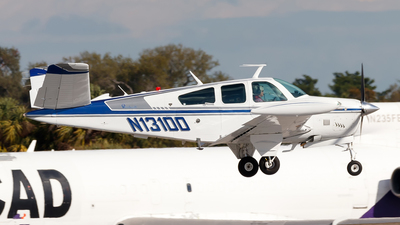 N131DD - Beechcraft V35B Bonanza - Private