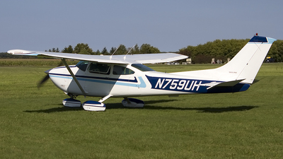 N759UH - Cessna 182Q Skylane II - Private