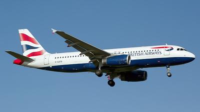 G-GATS - Airbus A320-232 - British Airways