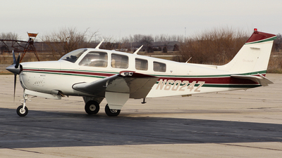 N6024Z - Beechcraft A36 Bonanza - Private