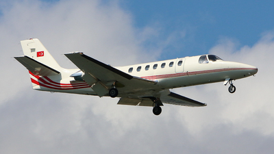 TC-LAA - Cessna 560 Citation V - Ziver Air