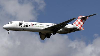 A picture of ECMGT - Boeing 71723S - Volotea - © Javier Rodriguez - Amics de Son Sant Joan