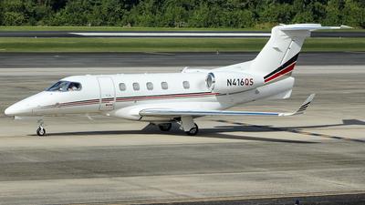 N416QS - Embraer 505 Phenom 300 - NetJets Aviation