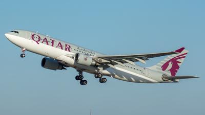 A picture of A7ACJ - Airbus A330202 - Qatar Airways - © Ivancsevits Adaam