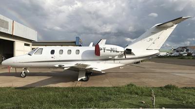 A picture of PTMIL - Cessna 525 CitationJet CJ1 - [5250086] - © Thiago Almeida Denz