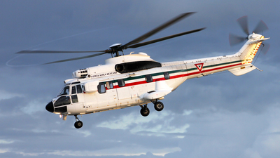 - Aérospatiale AS 332L1 Super Puma - Mexico - Air Force