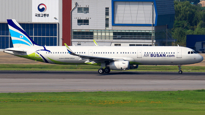 HL7210 - Airbus A321-231 - 7754