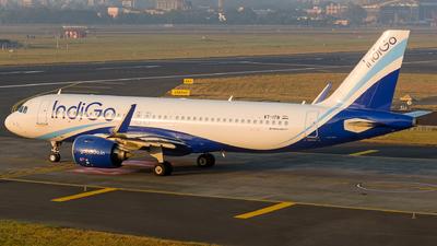 VT-ITN - Airbus A320-271N - IndiGo Airlines