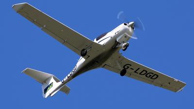 G-LDGD - Diamond DA-40D Diamond Star TDI - Leading Edge Aviation