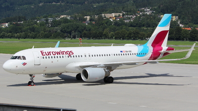 A picture of OEIQC - Airbus A320214 - Eurowings - © Dominik Fasching