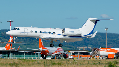 VQ-BZM - Gulfstream G450 - Private