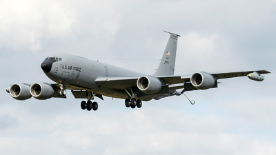 63-8008 - Boeing KC-135R Stratotanker - United States - US Air Force (USAF)