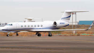 N550GD - Gulfstream G550 - Gulfstream Aerospace