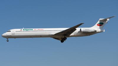 LZ-LDU - McDonnell Douglas MD-82 - Bulgarian Air Charter (BAC)
