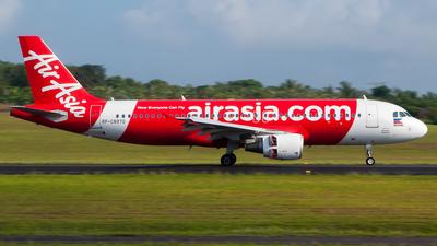 RP-C8970 - Airbus A320-216 - Philippines AirAsia