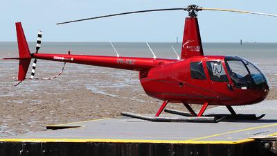 VH-RNZ - Robinson R44 Clipper II - Nautilus Aviation
