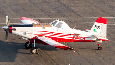 A picture of N166LA - Air Tractor AT802A - [802A0166] - © LimaFox Spotter