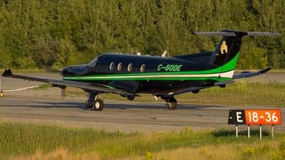 C-GODE - Pilatus PC-12/47 - Kudlik Aviation Inc.
