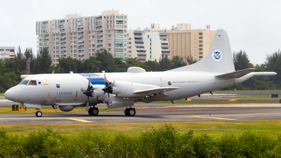 N480SK - Lockheed P-3B Orion - United States - US Customs Service