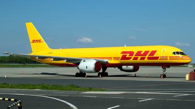 G-BMRG - Boeing 757-236(SF) - DHL Air