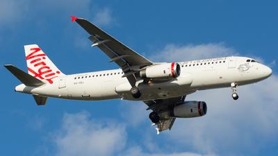 VH-VNJ - Airbus A320-232 - Virgin Australia Regional Airlines
