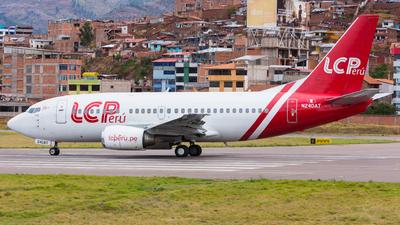 N240AT - Boeing 737-530 - LC Perú