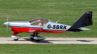 A picture of GSBRK - Aero AT3 R100 - [AT3021] - © Daniel Nicholson