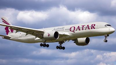 A7-ALC - Airbus A350-941 - Qatar Airways