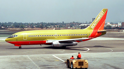 N63SW - Boeing 737-2H4 - Southwest Airlines