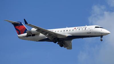 A picture of N506CA - Mitsubishi CRJ200LR - Delta Air Lines - © DJ Reed - OPShots Photo Team