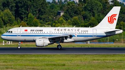 B-6238 - Airbus A319-115 - Air China