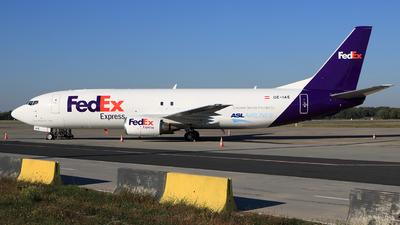 OE-IAE - Boeing 737-4Q8(SF) - FedEx (ASL Airlines)