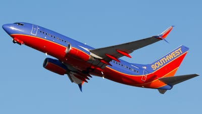 N901WN - Boeing 737-7H4 - Southwest Airlines