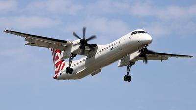 SP-EQD - Bombardier Dash 8-Q402 - LOT Polish Airlines