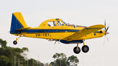 A picture of VHYRY - Air Tractor AT802 - [8020410] - © RowenAquilina