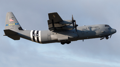14-5802 - Lockheed Martin C-130J-30 Hercules - United States - US Air Force (USAF)