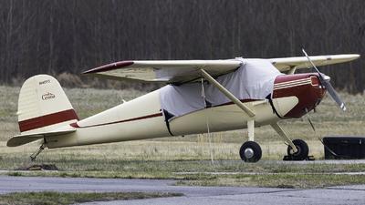 N140PD - Cessna 140A - Private