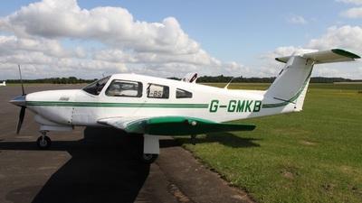 G-GMKB - Piper PA-28RT-201T Turbo Arrow IV - Private